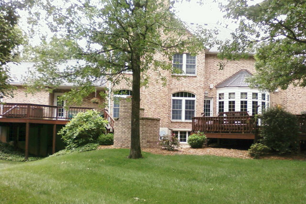 Residential window cleaning in Rolla, MO.